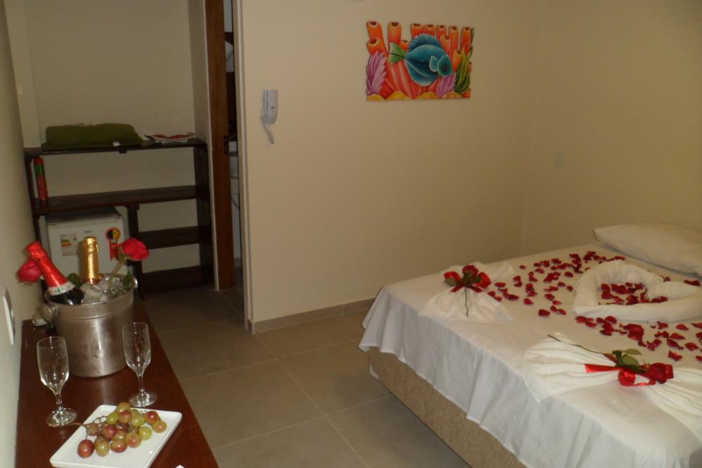 Foto Hotel Pousada Rio Mar em Ubatuba São Paulo